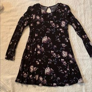 Kendall and Kylie floral dress size XS
